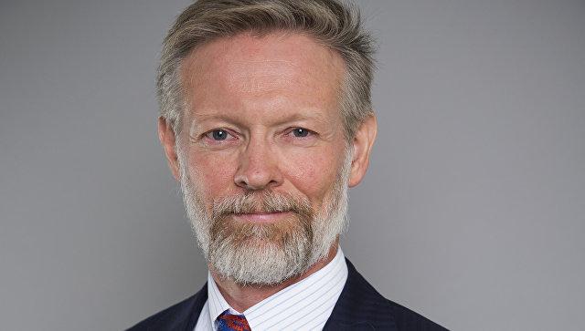 Посол Швеции в РФ Петер Эриксон