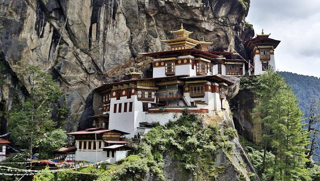 Монастырь Гнездо Тигра (Бутан)
