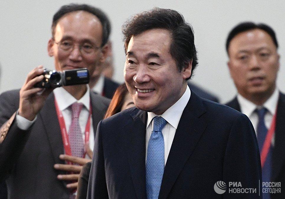 Премьер-министр Республики Кореи Ли Нак Ён