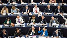 Члены Европарламента. Архивное фото