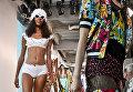 Показ коллекции Michael Kors в рамках Недели моды в Нью-Йорке