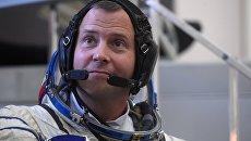 Член основного экипажа МКС-57/58 астронавт НАСА Ник Хейг. Архивное фото