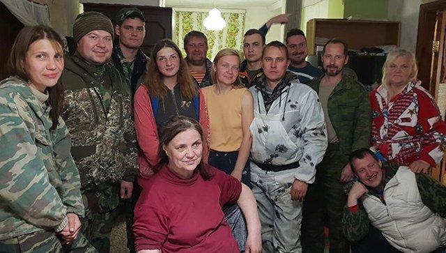 После семидневных поисков полицейские разыскали в лесу 67-летнюю жительницу Свердловской области Людмилу Вениаминовну