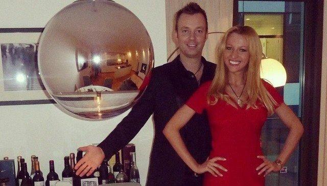 Модель Анна Шапиро с мужем Алексом Кингом. Архивное фото