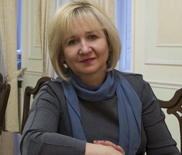 Член правления Федеральной нотариальной палаты, нотариус Александра Игнатенко