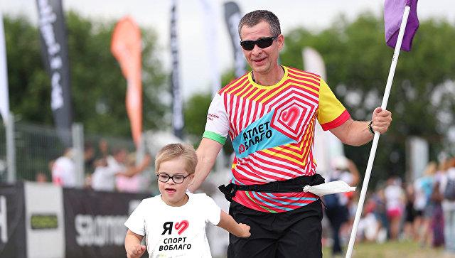Команда фонда Синдром любви примет участие в Московском марафоне