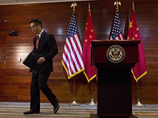 Посол США в Китае Гэри Фэй Лок. Архивное фото