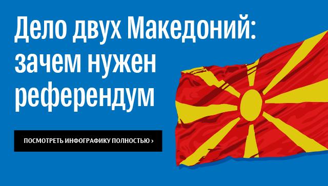 Дело двух Македоний: зачем нужен референдум