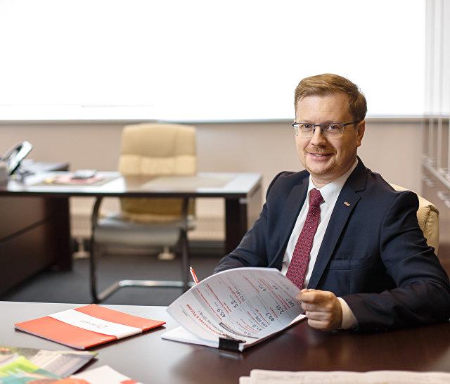 Генеральный директор ЛСР. Недвижимость-М Иван Романов