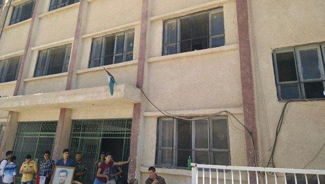 Школа в Сирии. Архивное фото