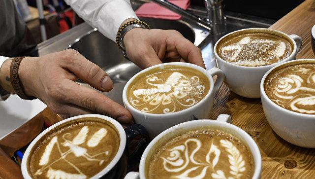 Фестиваль кофе