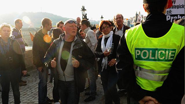 Ситуация в Чехии. Архивное фото