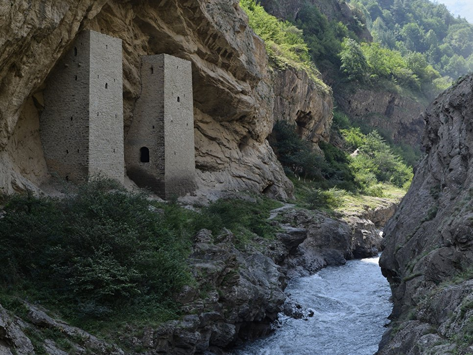 Сторожевые башни, Грозный