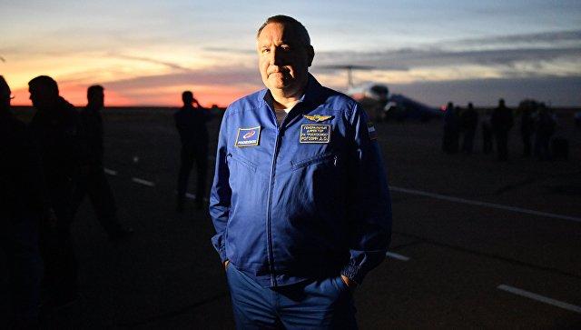 Рогозин расскажет студентам МГУ о космических проблемах