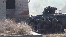 Двое боевиков ликвидированы в Дагестане. Кадры спецоперации НАК