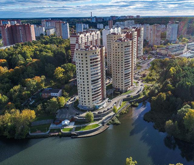 Новостройки в Новой Москве