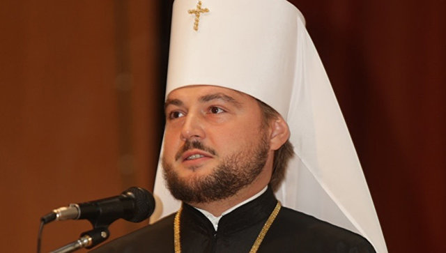 Митрополит Александр (Драбинко). Архивное фото