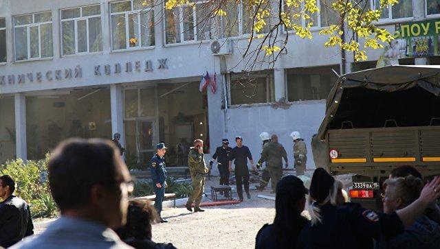 Больницы Москвы готовы оказать медпомощь пострадавшим при взрыве в Керчи