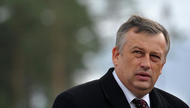 Глава Ленинградской области открыл заседание бизнес-форума в Ростоке