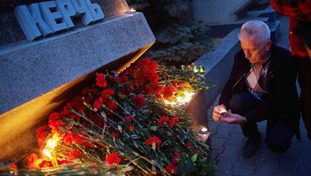 Церемония прощания с погибшими в колледже в Керчи состоится в пятницу