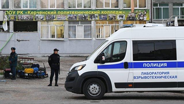Путин назвал нападение в Керчи последствием расстрелов в школах США