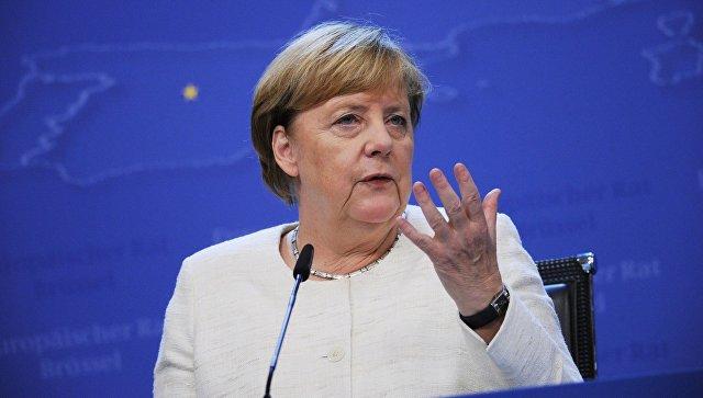 Меркель осталась довольна результатами переговоров по Brexit