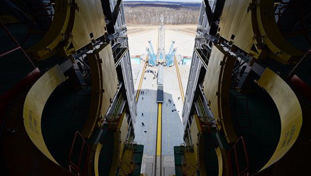Строители ликвидировали пустоты под космодромом «Восточный»