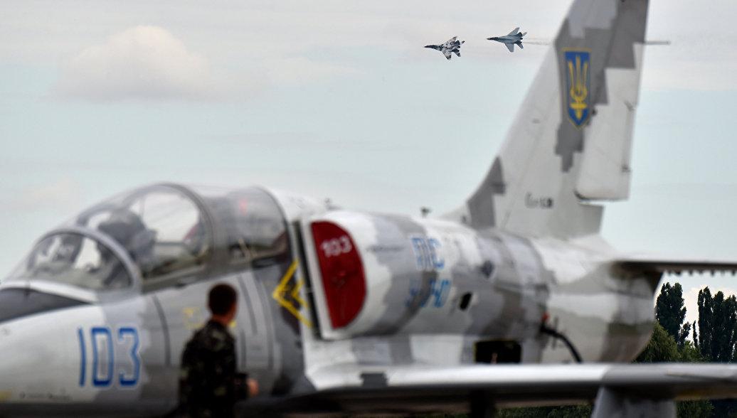 В ЛНР пригрозили сбивать авиацию ВСУ у линии соприкосновения