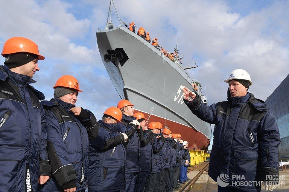 "Project 22800: ""Karakurt"" class missile ship - Page 23 1531270947"