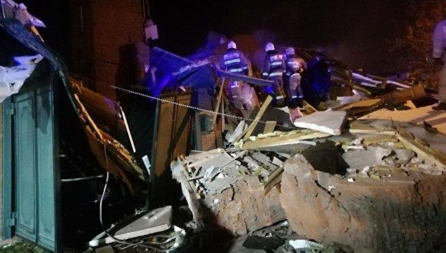 Пострадавших при взрыве под Самарой перевели в областную больницу