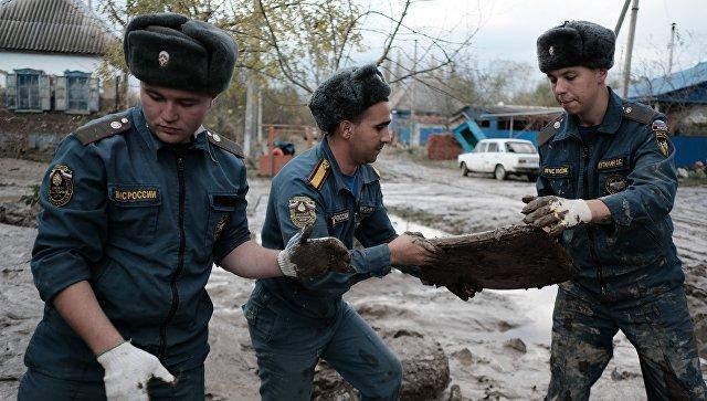 Число пострадавших от наводнения в Краснодарском крае превысило 300 человек