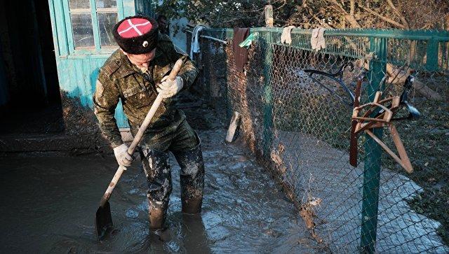 На Кубани стабилизируется обстановка после выпадения сильных осадков