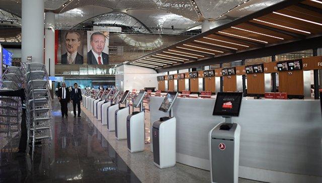 Открыт аэропорт, который может принять 200 миллионов пассажиров вгод!