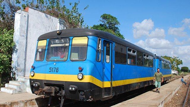 Кубинские железные дороги