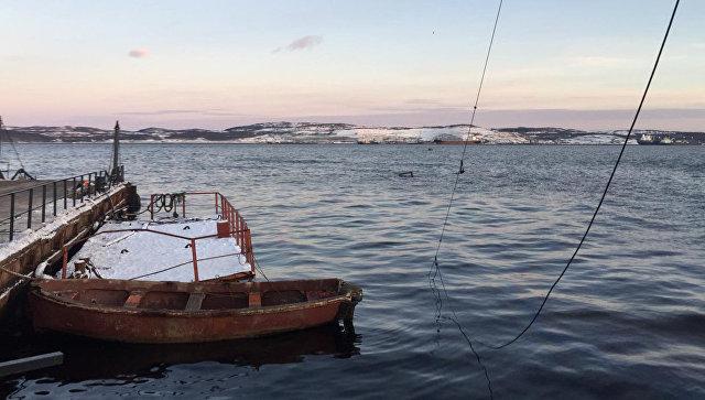 Создана межведомственная комиссия по расследованию причин аварии плавдока