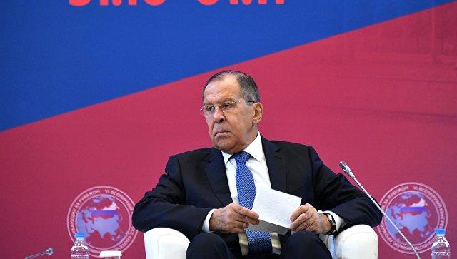 Лавров уверен, что попытки оказать давление на Российскую Федерацию терпят фиаско