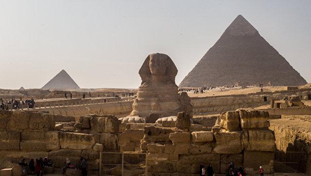Ученые раскрыли секрет постройки египетских пирамид