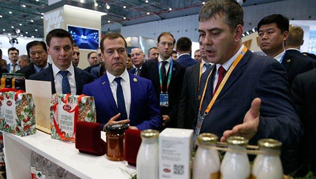 Медведев назвал угрозы росту мировой экономики