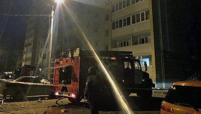 Число пострадавших при взрыве газа в Смоленской области выросло до четырех