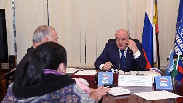 В Дагестане депутата обвинили в участии в преступном сообществе