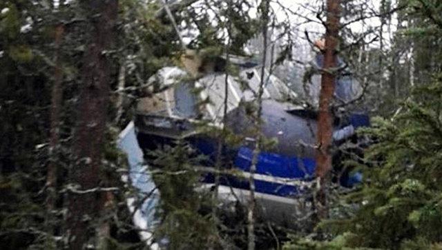 Число пострадавших при посадке Ан-2 под Архангельском возросло до трех