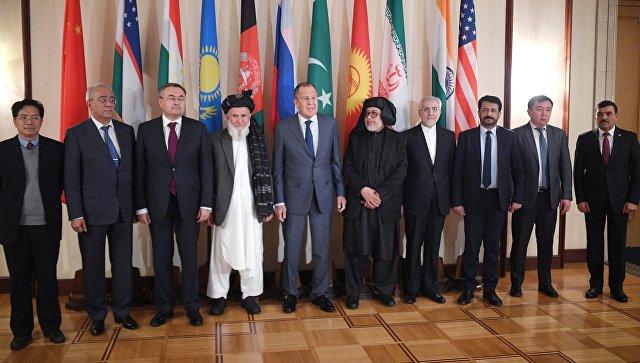 Конференцию поАфганистану в столице впервый раз посетят уполномоченные США иТалибана