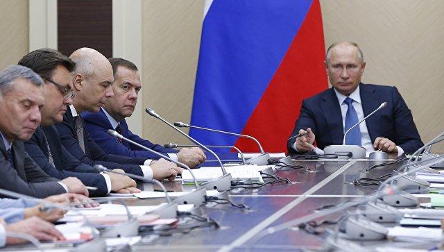 Путин объявил  онеобходимости ограничить сверхприбыль нефтяников внутриРФ