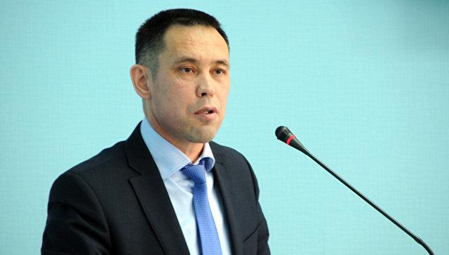 Министр экологии и природопользования Республики Башкортостан Илдар Хадыев