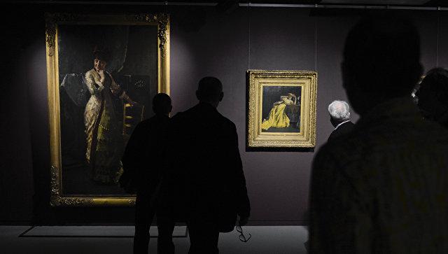 Главный музей Брюсселя заменяет картины фотокопиями для защиты от влаги