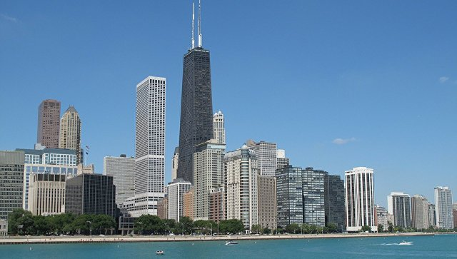 Хэнкок-тауэр в Чикаго, США