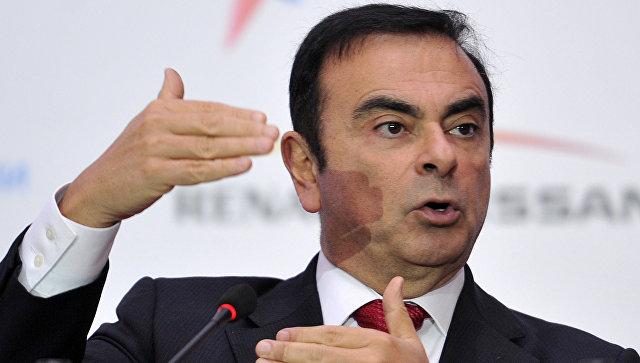 В Минпромторге прокомментировали арест главы Renault-Nissan
