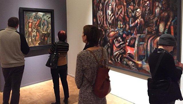 Выставку экспрессионистов в Русском музее посетили 135 тысяч человек