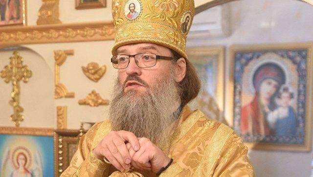 Митрополит Запорожский и Мелитопольский Лука. Архивное фото