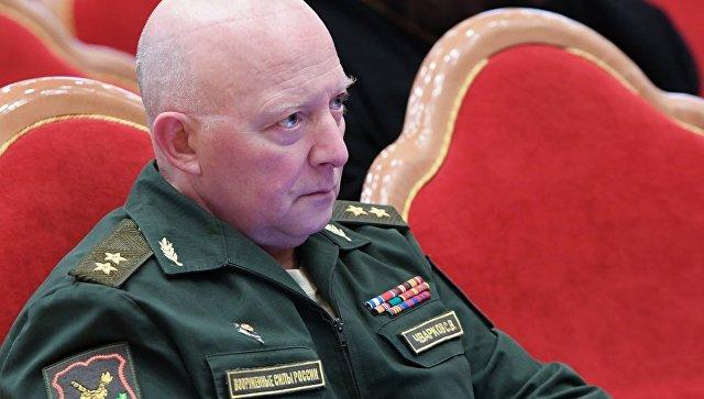 Генералу Чваркову продлили меру пресечения по делу о мошенничестве